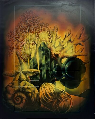 Edouard Wolton, 'Fibonacci n°1', 2018