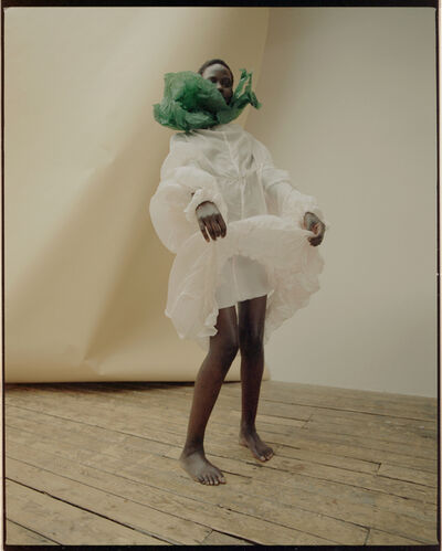 Nadine Ijewere, 'Aweng- Dress', 2017