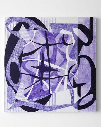"Brett Flanigan, '""A journey is an hallucination""', 2017"