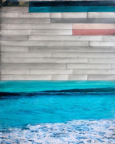John Folsom, 'Study in Blue XIV', 2020