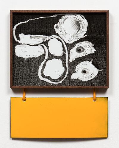 Elad Lassry, 'Untitled (Golf Ball, Tees)', 2015