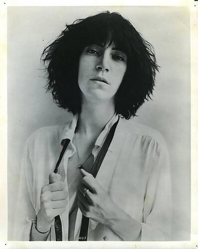 Robert Mapplethorpe, 'Vintage Patti Smith Press Photo', 1976