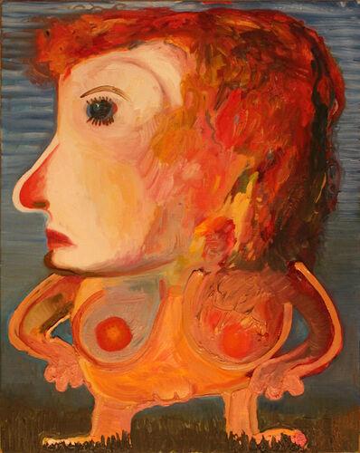 Nicole Eisenman, 'Lady', 2010