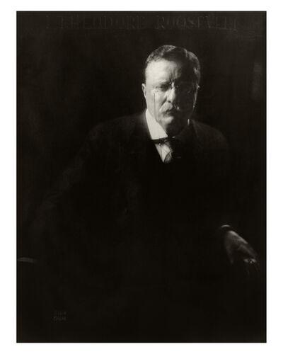 Edward Steichen, 'Theodore Roosevelt', 1908