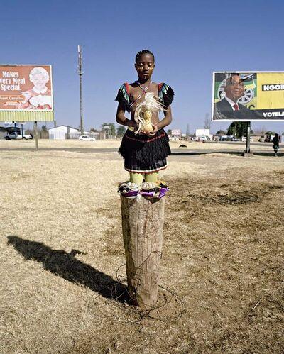 Namsa Leuba, 'Untitled X, from the series Zulu Kids ', 2014