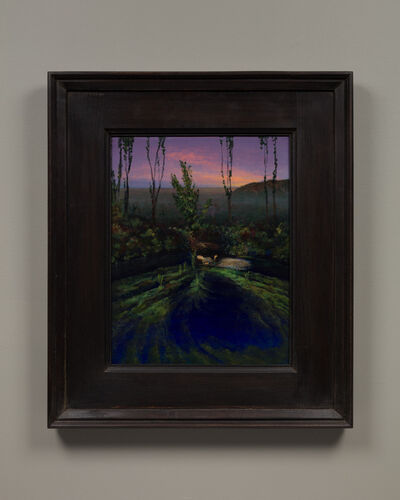 Stephen Hannock, 'Blue Water with Ophelia Rising (Mass MoCA #328)', 2021