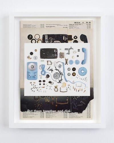 Christian Patterson, 'Telephone Deconstruction #1', 2015
