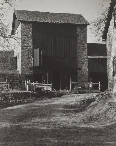 Charles Sheeler, 'Bucks County Barn', 1915