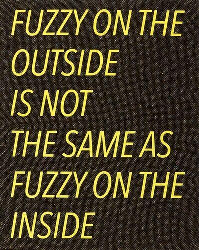 Ben Skinner, 'Fuzzy', 2017