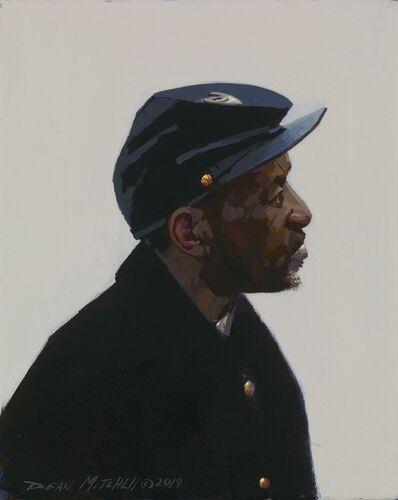 Dean Mitchell, 'Union Soldier', 2019