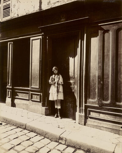 Eugène Atget, 'Versailles, Maison Close, Petit Place, Mars 1921 (Brothel, Versailles, Petit Place, March 1921)', 1921