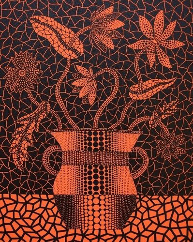 Yayoi Kusama, 'Flower', 1993