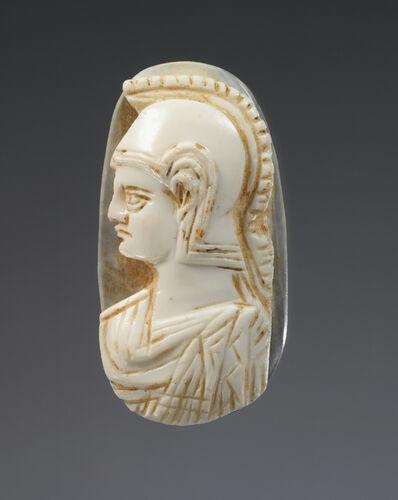 'Cameo gem',  3rd -4th century