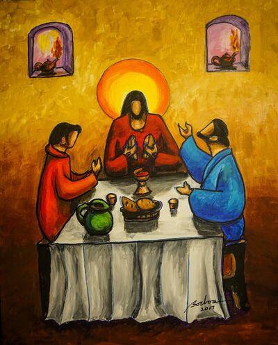 Francisco Borboa, 'A Deeper Faith 更深的信仰'