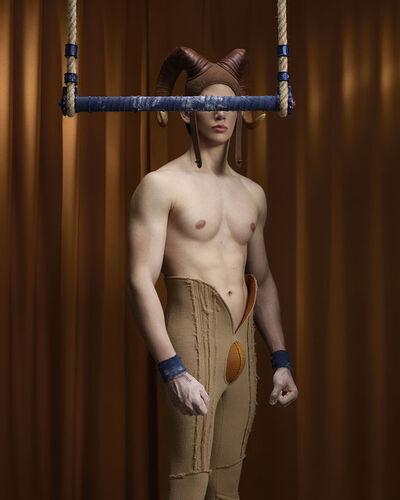Christian Tagliavini, 'Il trapezista', 2019