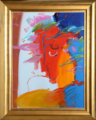 Peter Max, 'Profile', 1986