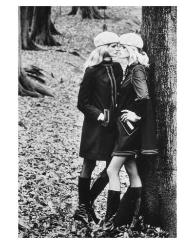 Helmut Newton, 'Blonde on Blonde', pre 1985