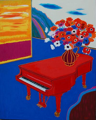 Hyang-Sook Kim, 'Four colors of comfort1, 네 빛깔의 위안1', 2016