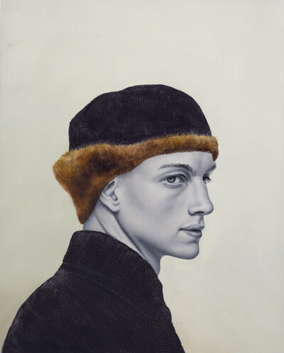Pippa Young, 'Holbein's Hat ', 2017