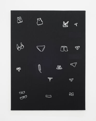 Gerda Scheepers, 'Some of my underwear', 2016