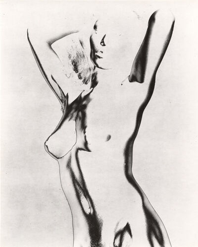 Andreas Feininger, 'Untitled (Solarized Nude)', ca. 1940