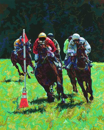 Deborah Claxton, 'Steeplechase', 2002
