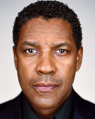 Martin Schoeller, 'Denzel Washington', 2007