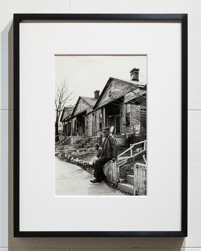 Ernest Cole, 'Nashville, Tennessee (from Deep South/New York City Life)', ca. 1973