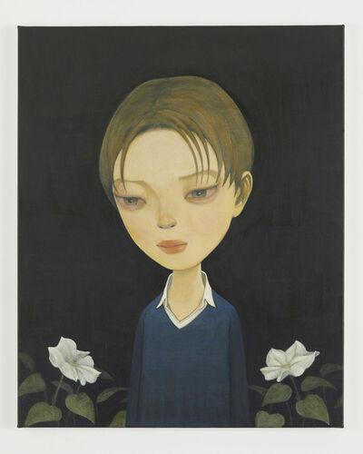 Hideaki Kawashima, 'Moon Flower', 2018