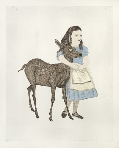 Kiki Smith, 'Fortune', 2008