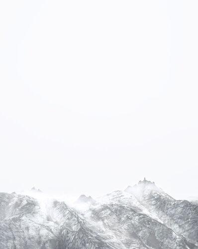 Caleb Cain Marcus, 'Sólheimajökull, Plate III, Iceland', 2010