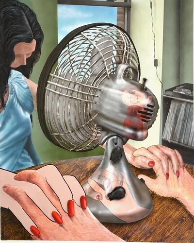 Trey Abdella, 'Fan', 2019