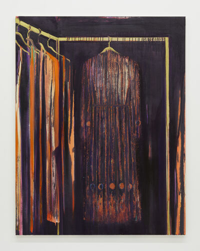 Midori Sato, 'Moon dress closet', 2018