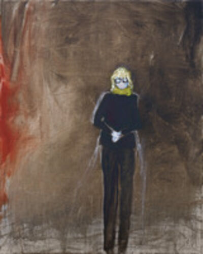 Melinda Stickney-Gibson, 'Self Portrait', 2018