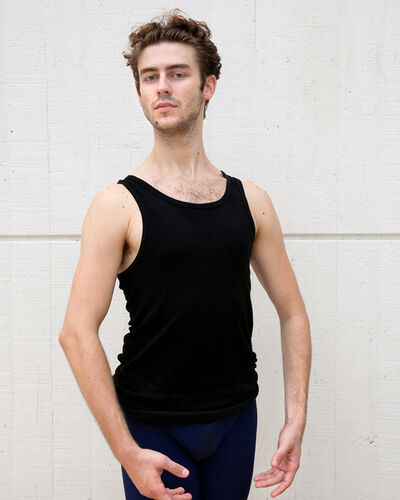 Amy Elkins, 'Benjamin, Age 21, Corps Dancer at Royal Danish Ballet Company, Copenhagen, 2012', 2012