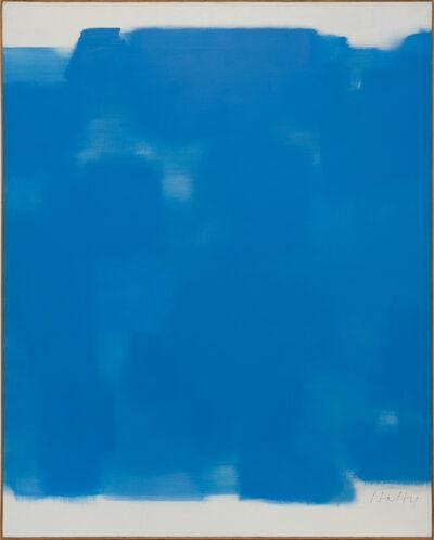 Carl Holty, 'Twelfth Night (Blue, Grey)', ca. 1962