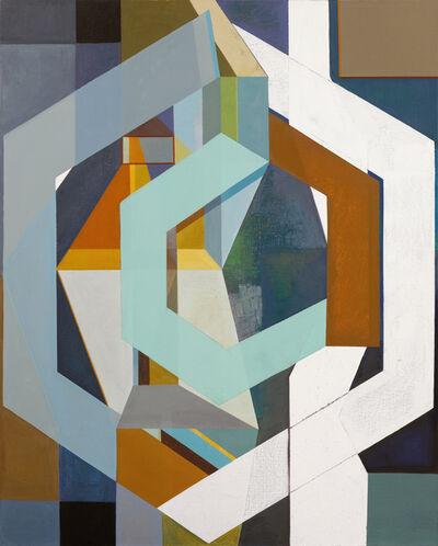 Liang Manqi, 'Association Of A Hexagon I  六边形的联想I ', 2017