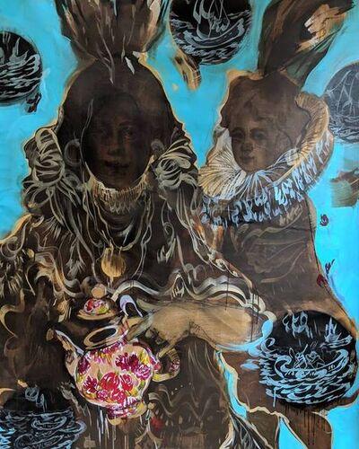 Scherezade García, 'Tales from this side of the Atlantic: Manhattana', 2018