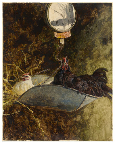 Jamie Wyeth, 'Oven Stuffers', 1988