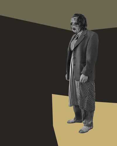 Edison Peñafiel, 'Abbyss', 2020