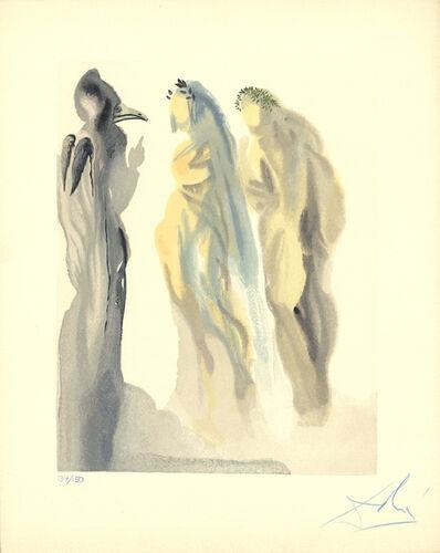 Salvador Dalí, 'Heaven Canto 9', 1960