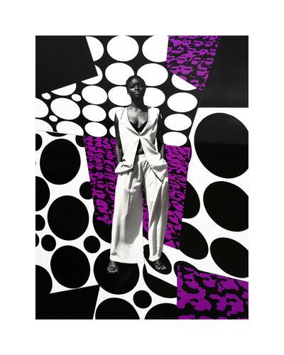 Vincent Michéa, 'Fatou Pompidou - Serie #34', 2018