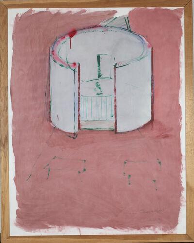 Thomas Schütte, 'Project I for Documenta VIII 1987', 1986