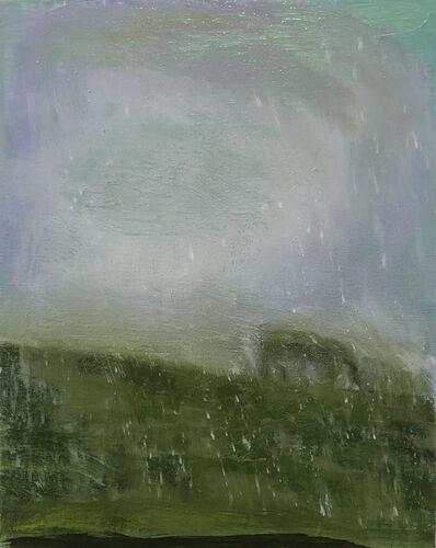 Kathryn Lynch, 'Horse in the Rain in Virginia ', 2018