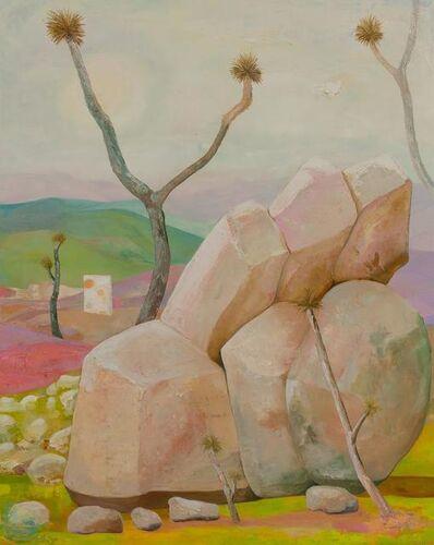 Thomas Frontini, 'Proposal for Monumental Canvas, Joshua Tree, CA ', 2018