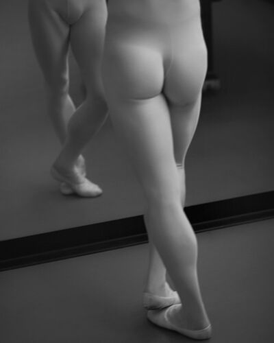 Richard phibbs, 'Gonzalo's legs in a mirror', 2013