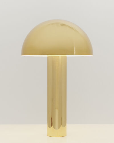Karl Spring LTD, 'Brass Mushroom Table Lamp, USA', 2016