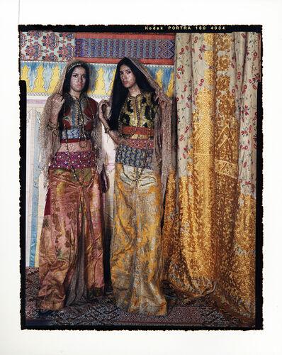 Lalla Essaydi, 'Harem Revisited #48a', 2013