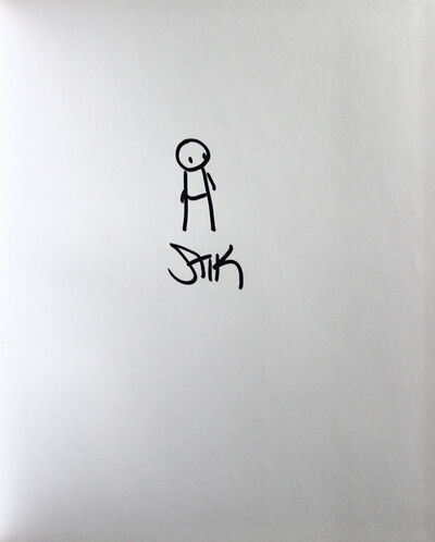 Stik, 'Original Drawing', 2015