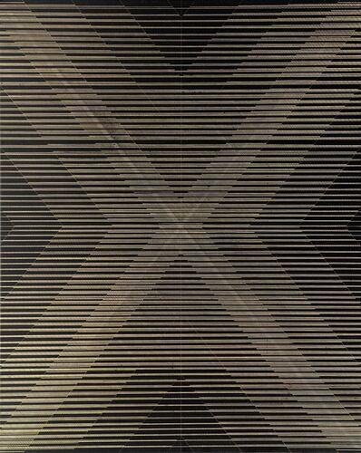 Steven Maciver, 'X(4)', 2017